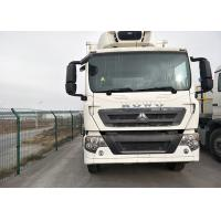 6×4 SINOTRUK HOWO Commercial Refrigerated Trucks / Vans With Air Condition