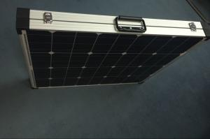 China TUV High Effiency Foldable Solar Panel 12V 100W  Solar Panel Charger on sale