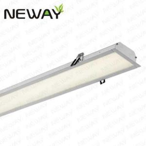 China led recessed linear light Italy IT linear led panel lights recessed Powerful linear ceiling light Recessed led downlight on sale