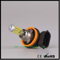 China H16 19W 3300K 12V HID Xenon Car Lights Wholesale Yellow Light Hyalosome Bulb on sale
