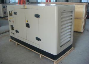Deutz silent diesel generator set Air Cooled / 15kw diesel generator