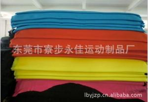 China 1mm - 40mm thickness Neoprene SBR CR Sponge Sheets coated with nylon, polyester, ok fabric on sale