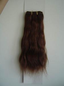 China cheap human hair weave on sale