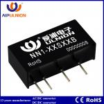 3.3V 5V 9V 12V 15V 24V Single Dual Output Isolated DC to DC Converter 1W