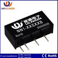 3.3V 5V 9V 12V 15V 24V Single Dual Output Isolated DC to DC Converter 1W
