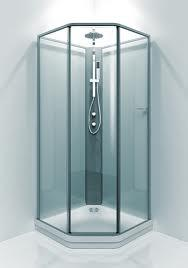 China Safety toughened glass Shower Enclosures on sale