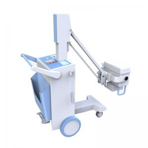 China Medical X Ray Equipment High Frequency Digital Portable X-Ray Machine 900KJ Heat Capacity on sale