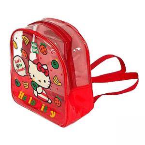 26ffc6996d Lovely Hello Kitty Small Clear PVC Backpack