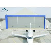 Aircraft Prefabricate Hangar Tent Large Span 30m * 40m Industrial