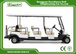 EXCAR Electric Golf Buggy Customized Logo With Trojan Acid Battery