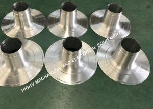 China Custom Spinning Spare Parts Aluminium 3mm For Bar Chair Components on sale