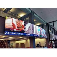 P10 RGB Video Wall LED Display Indoor / SMD LED Adertising Billboards High Definition