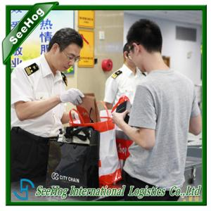 China Electronic accessories Import to chongqing customs clearance and declaration brokerage agent service on sale
