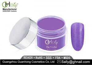 China Healthy Dipping Nail Salon Acrylic Powder , Natural Dip Powder Harmless on sale