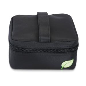 China Charming Travel Storage Bags , Aromatherapy Essential Oil Bottle Carrying Case on sale