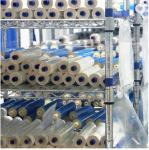 Durable Water Purifier Membrane , Water Filtration Membrane Temperature Resistant