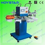 2color socks silk screen printing machine