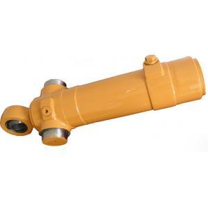 o cilindro hidráulico para máquinas hidráulicas, cor de aço do cilindro, tamanho, tipo pode ser personalizado