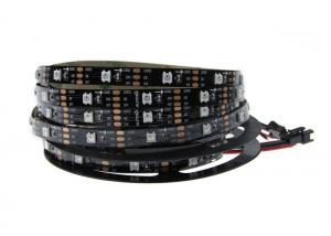 China Addressable Flexible RGB LED strip SMD 5050 16.4ft For Party Decoration on sale