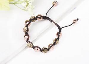 China 2012 Exquisite craftsmanship Fashion Design Gemstone Bead Bracelet for Unisex MIM0183-3 on sale