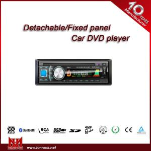 China Detachable Car DVD player with USB/SD card slot & AUX input,single din,DVD/CD/CD-R/CD-RW/MP3 player(Model:V-8660D) wholesale