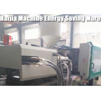 50 Ton Injection Molding Machine , Plastic Bucket Manufacturing Machine Twin Cylinder