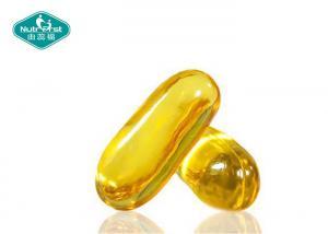 China Gelatin Veggie Omega 369 Fish Oil Capsules Promotes Heart Joint Skin Health on sale