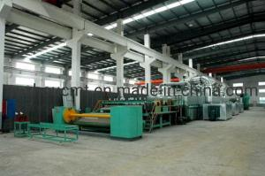 China Light Industry Projects E Glass Fiber Chopped Strand Mat 100-900g/M2 Production Line on sale