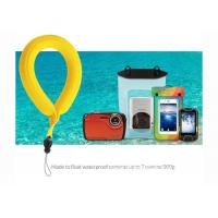 Yellow Floating Camera Mount 1 - Pack Float Strap for All Waterproof Cameras