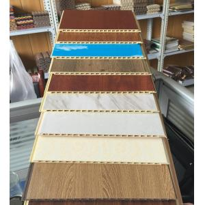 China Construction building material wpc wall panel on sale