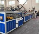 4 Cavities PVC - U Electric Conduit Pipe Extrusion Machine , Four UPVC Pipe Production Line 16-32mm