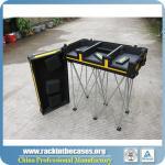 Aluminum Laptop Case DJ equipment case Aluminum DJ flight case