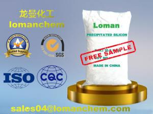 China China Factory White Powder Precipitated Silica for Green Engineering Tires and Rubber on sale