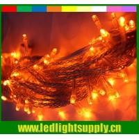 China Amazing 12v christmas lights 100 bulbs 10meter connectable string light on sale