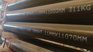 China Carbon and stainless steel pipes/tubes for mechanical engineering and structural applications on sale
