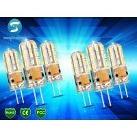 Small G4 LED Bulb SMD2835 SMD3014 , LED G4 3 Watt 12V Bulb 3000k 6000k