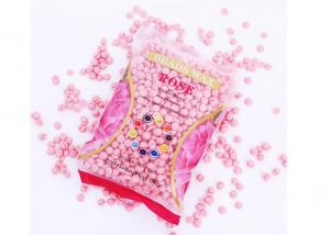 China 100g Pink Rose Flavor Hard Wax Beans Depilatory Hot Film Hard Wax Pellet Waxing Hair Removal Bean on sale