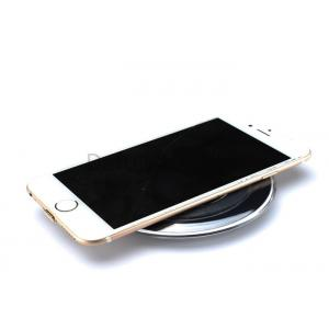 China Portable Qi Wireless Phone Charger For Android Smart Phone , DC5V Input Voltage on sale