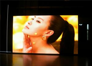China P6 Full Color High definition Advertising LED Screens panel for railway / school / church on sale