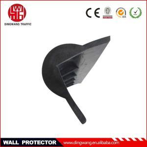 China Black and Yellow Round Angle Wall Corner protector on sale