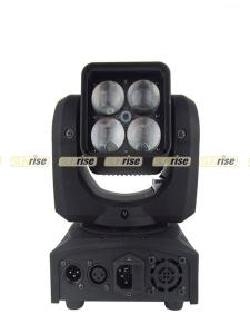 China Quad Color 15W Linear Professional Show Lighting Mini Led Moving Head Zoom , Four Eyes on sale