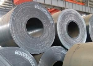 China SG295 Steel Hot Rolled Coil, LPG Cylinder Hrc Coil2.4mm Coil Thickness on sale