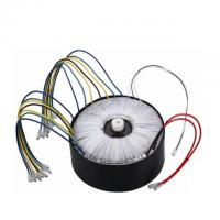 China Toroidal Iron Core Transformers for Audio with Power Range from 50VA to 5000VA on sale
