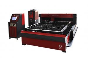 China Copper / Aluminium High Precision Laser Cutting Machine Free Sample on sale