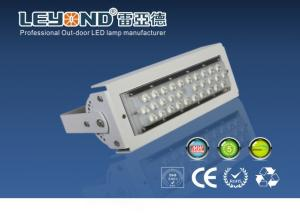 China Single Module 50w Led Tunnel Lights Outdoor IP65 Beam Angle 145x90 Degree on sale
