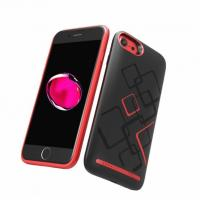 IPhone6 Plus Mobile Portable Phone Charger Case , 5000mAh Apple 6 Charger Phone Case
