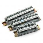 UK2.5B Screw Terminal Blocks Kit UK2.5N Modular DIN Rail Mounted Strips 32A 690V