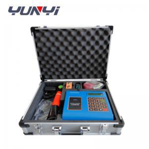 China portable Flow Meters ultrasonic flow meter price on sale