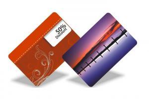 China Carte de visite professionnellede visite de Wireless13.56Mhz RFID Smart Card/NFC pour le système de contrôle d'accès on sale