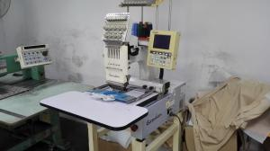 Used Embroidery Machines For Sale >> Single Head Used Barudan Embroidery Machine 1000rpm Work Speed For